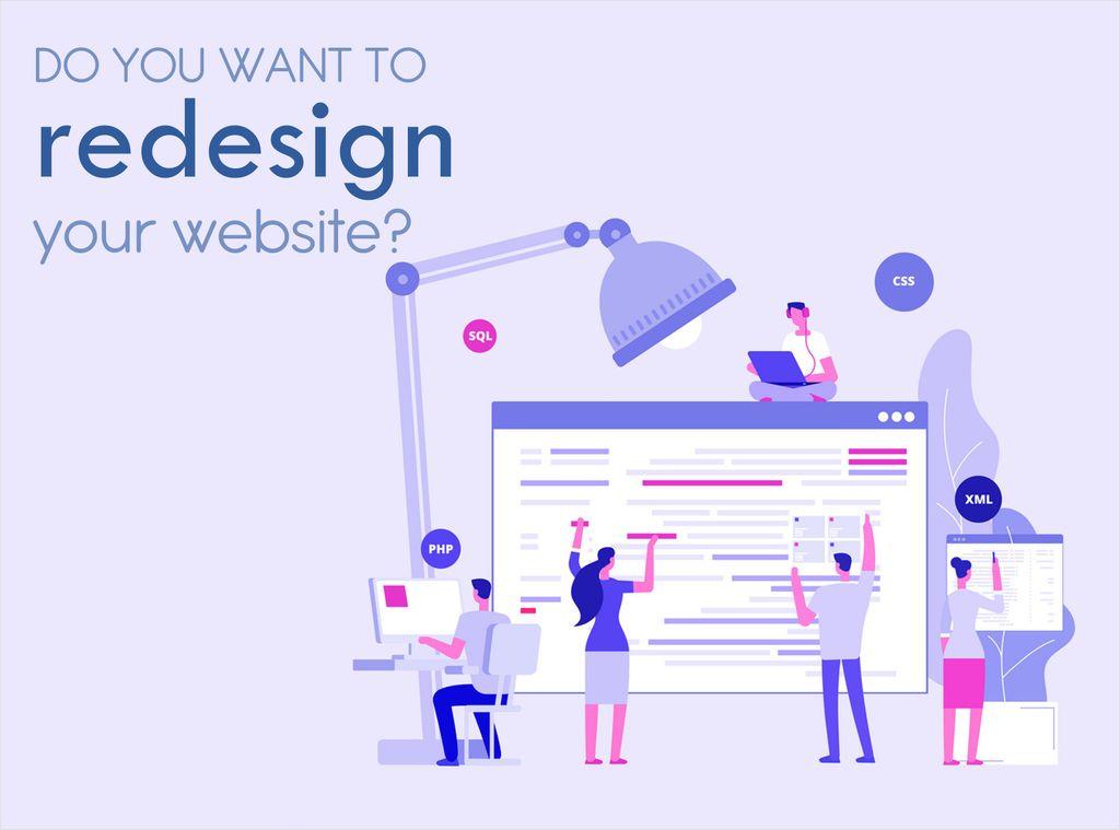 Redesign-website